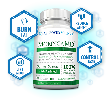 Moringa MD Bottle Plus