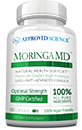 Moringa MD Bottle