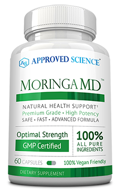 Moringa MD Risk Free Bottle